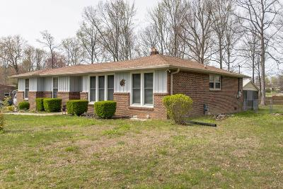 Dickson Single Family Home For Sale: 202 Brazzell Ave