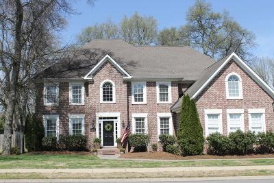 Sumner County Single Family Home For Sale: 788 Turnbo Dr