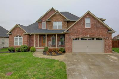 Clarksville Single Family Home For Sale: 1537 Green Grove Way