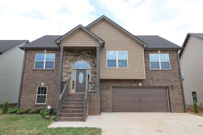 Christian County, Ky, Todd County, Ky, Montgomery County Single Family Home Under Contract - Not Showing: 148 Summerfield