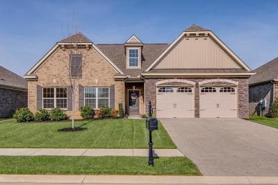 Wilson County Single Family Home Under Contract - Showing: 629 Saddlestone Dr
