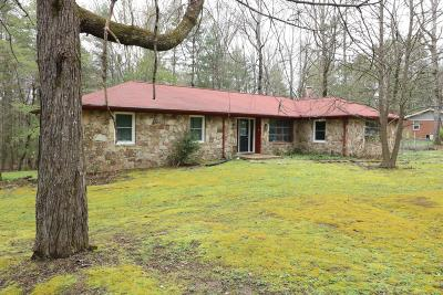 Sewanee Single Family Home Under Contract - Showing: 885 Lake Odonnell Rd