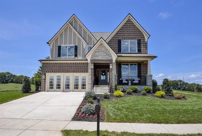 Spring Hill Single Family Home Under Contract - Not Showing: 303 Eastwood Lane Lot 66