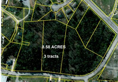 Smyrna Residential Lots & Land For Sale: Mason Tucker Dr