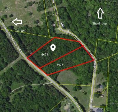 Franklin Residential Lots & Land For Sale: 6476 Arno College Grove Rd