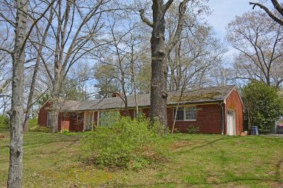 Dickson Single Family Home Under Contract - Showing: 104 W. Lake Drive
