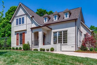 Nashville Single Family Home Active - Showing: 2804 Valley Brook Pl