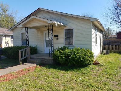 Rutherford County Single Family Home For Sale: 506 E State St