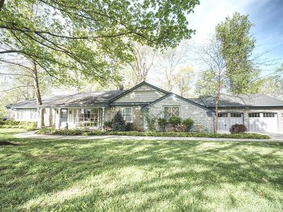 Hendersonville Single Family Home For Sale: 108 The Landings