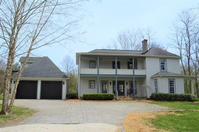 Sewanee Single Family Home Under Contract - Showing: 226 Myers Drive