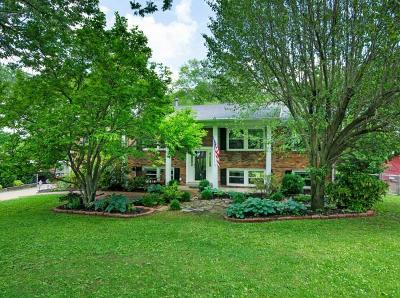 Nashville Single Family Home Under Contract - Not Showing: 5024 Kincannon Dr