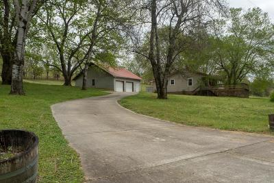 Shelbyville Single Family Home For Sale: 468 Riddle Rd