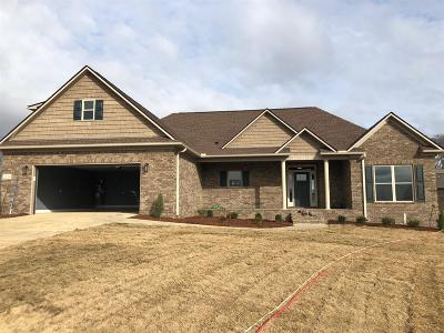 Marshall County Single Family Home Under Contract - Not Showing: 2614 Etna Dr