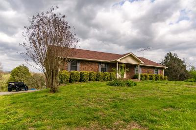 Gordonsville Single Family Home Under Contract - Showing