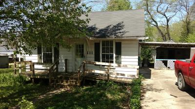 Shelbyville Single Family Home Under Contract - Showing: 103 Shadrack St