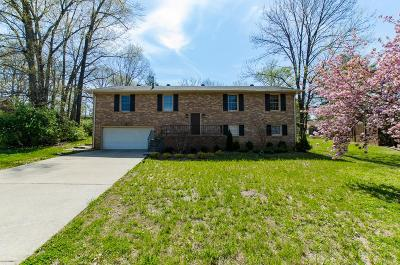 Hermitage Single Family Home Under Contract - Showing: 6025 Port Anadarko Trl