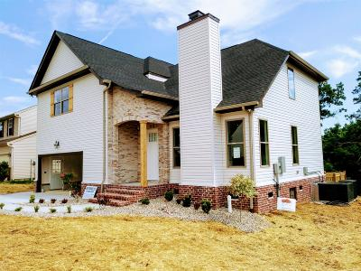 Davidson County Single Family Home For Sale: 1712 Comanche Run