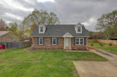 Montgomery County Single Family Home For Sale: 1208 Peachers Mill Rd