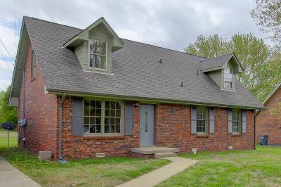 Clarksville Single Family Home Active - Showing: 508 Helton Dr