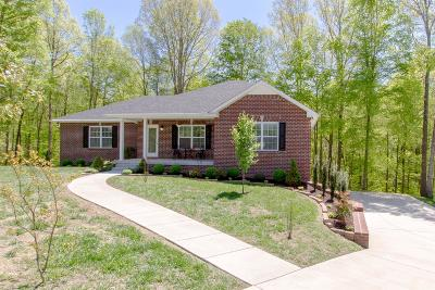 Ashland City Single Family Home For Sale: 1081 Double Tree Ct Lot 89