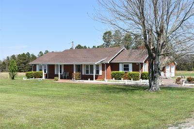Christian County Single Family Home For Sale: 9948 Dawson Springs Road