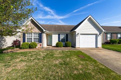 Antioch Single Family Home Under Contract - Showing: 7556 W Winchester Dr