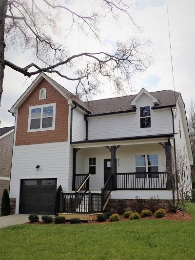 Madison Single Family Home For Sale: 418 Anderson Ln