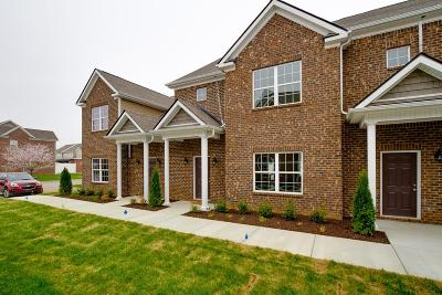 Murfreesboro Condo/Townhouse Under Contract - Not Showing: 319 Rowlette Circle #47