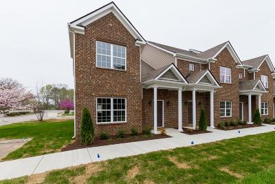 Murfreesboro Condo/Townhouse Under Contract - Not Showing: 321 Rowlette Circle #49
