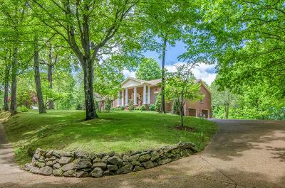 Nashville Single Family Home Under Contract - Showing: 8621 McCrory Lane