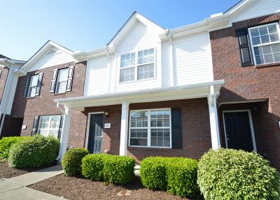 Condo/Townhouse Under Contract - Showing: 3132 George Buchanan Dr