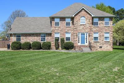 Lavergne Single Family Home Under Contract - Showing: 359 Jones Mill Rd