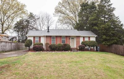 Hermitage Single Family Home Under Contract - Showing: 5208 Dove Trl