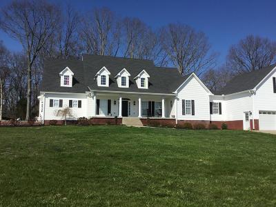 Robertson County Single Family Home For Sale: 8220 Cedar Grove Rd