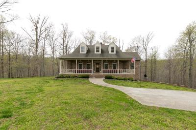 Cheatham County Single Family Home For Sale: 186 Jonathan Ct