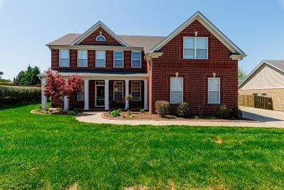 Old Hickory Single Family Home Under Contract - Showing: 1821 Woodland Farms Ct