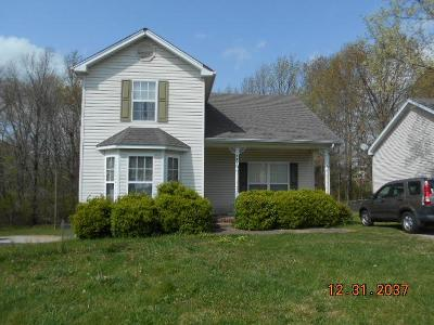 Robertson County Single Family Home For Sale: 123 Sleepy Hollow Dr