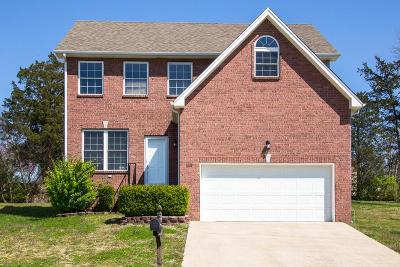 Madison Single Family Home Under Contract - Showing: 1641 Comanche Run