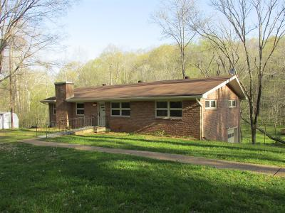Christian County, Ky, Todd County, Ky, Montgomery County Single Family Home Under Contract - Showing: 2821 E Old Ashland City Rd
