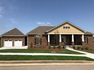 Nolensville Single Family Home Under Contract - Showing: 1124 Princeton Hills Drive
