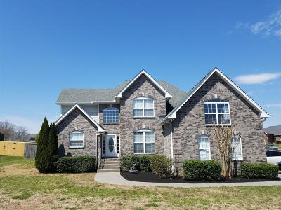 White House Single Family Home Under Contract - Showing: 103 Danbury Ct