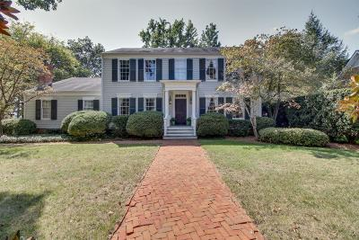 Franklin Single Family Home Under Contract - Showing: 435 Boyd Mill Ave