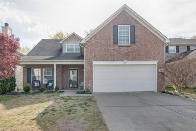 Single Family Home For Sale: 534 Elderberry Way