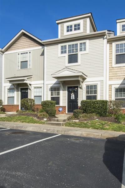 Antioch Condo/Townhouse For Sale: 5170 Hickory Hollow Pkwy Unit 9 #914