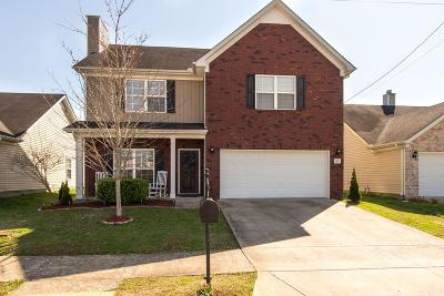 Antioch Single Family Home For Sale: 5631 Hickory Park Dr