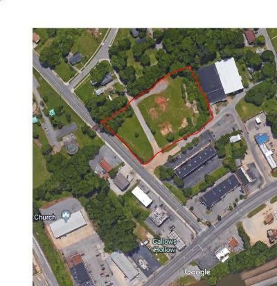 Adams, Clarksville, Springfield, Dover Commercial For Sale: 1 Crossland Ave
