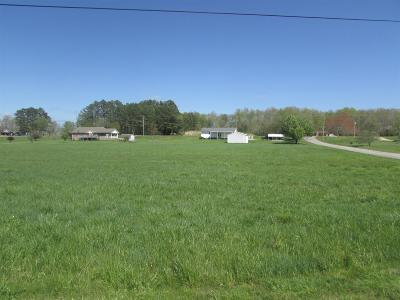 Lawrenceburg Residential Lots & Land For Sale: S Long Branch