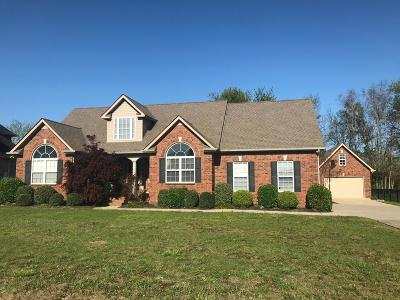 Christiana Single Family Home For Sale: 1105 Renee Dr