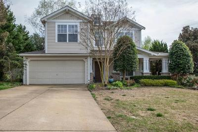 Spring Hill  Single Family Home Under Contract - Showing: 3411 Haynes Cv