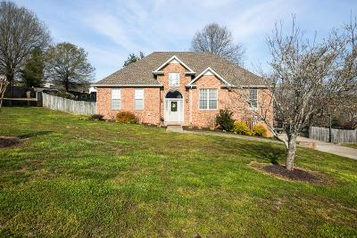 Fairview Single Family Home Under Contract - Showing: 7335 Cox Run Dr